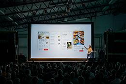 Fotografía de eventos corporativos para empresas en Sevilla